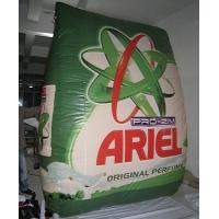 China Inflatable cartoon / inflatable advertising giant bag / inflatable promotion products on sale