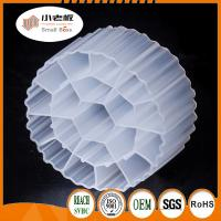Quality Special Formula MBBR Filter Media With Virgin HDPE Material And White Black for sale
