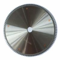 China 10 Inch 100 Tooth Tungsten Carbide Tipped Circular Saw Blade For Metal wholesale