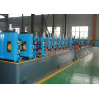 China Blue Intelligent Industrial Ss Tube Mill For Stainless Steel Pipe Making wholesale
