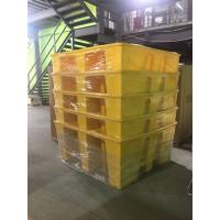 IBC Tank Storage Safety Spill Pallet, PE Spill Containments For IBC Tank Storage