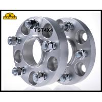 China 5 X 108MM aluminum wheel spacer 63.4 CB 25mm thickness wheel adapter for Volvo on sale