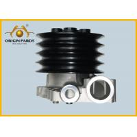 Quality Aluminum Case ISUZU Water Pump 8976027812 With 4 Belts Pully For 6HK1 FVR for sale