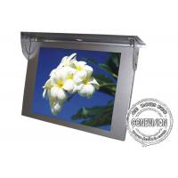 China Wall Mount Bus Digital Signage 21.5 Inch GPS Tracker Bus Media Player 3g / 4g wholesale