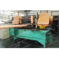 China Horizontal Copper Continuous Casting Machine For 100mm Red Copper Pipes wholesale