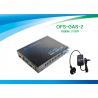 China SFP Dual Mode 2 Port Fiber Media Converter 256K 10 / 100 / 1000M , External PS wholesale