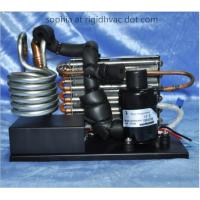 China High Integration Refrigeration System with DC Compressor for Small Water Cycling Cooling/chiller/heating and cooling wholesale