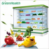 China R404a Multideck Open Chiller For Beverage Drinks / Chilled Display Cabinet wholesale