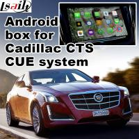 Buy cheap Mirror link cast screen car navigation box interface for Cadillac CTS video product