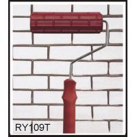 "China 7"" Special roller to easily create a brick effect in paint, item# RY109T wholesale"