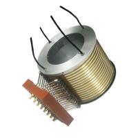China 16 Circuits Separate Standard Slip Ring 2500rpm High Speed 150℃ High Working Temp wholesale