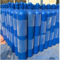 China Optional color 37Mn 3.4L - 14L Industrial Compressed Gas Cylinder 140mm diameter wholesale