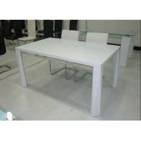 China dining sets,modern , high gloss finish, 900(1500)*900*750mm, 1 pc/2ctns,74kg,0.215m³ wholesale