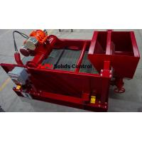 Quality High vibration strenth linear motion shale shaker for oil and gas drilling solids control for sale