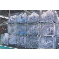 China Welded Wire Mesh Containers Warehouse Equipments For Storage Management wholesale