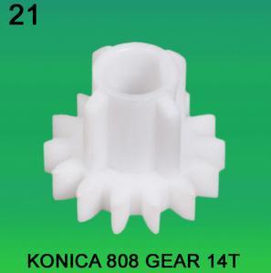 China GEAR TEETH-14 FOR KONICA 808 MODEL minilab wholesale