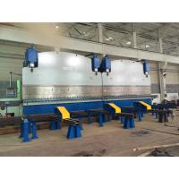 China 800T / 6000mm Electric hydraulic CNC Tandem Press Brake With Bending Steel Plates wholesale