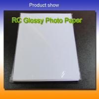 China 190gsm rc glossy photo paper wholesale