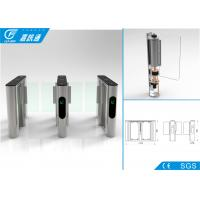 China Security Access Control Coin Operated Turnstile Infrared Sensors For Metro Station wholesale