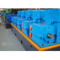 China High Speed Efficiency Capacity ERW Pipe Mill Round & Square Pipe Tube Mill Line wholesale