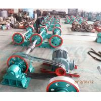 China Spun Concrete Pole Steel Mould / Concrete Pole mould FOR Road wholesale
