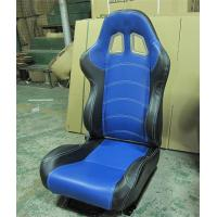 China JBR1027 fabric Sport Racing Seats With Adjuster / Slider Car Seats wholesale