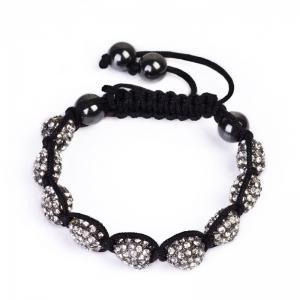China Crystal Bangle Bracelets CJ-B-147 wholesale