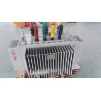 China 35kV Three Phase Power Transformer S11 / 13 SZ11 With Toroidal Coil Structure on sale