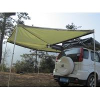 China Rust Resistant Vehicle Shade Awnings Custom Color 4x4 Parts With Change Room wholesale