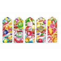 Quality Reading Lenticular Personalized 3d Bookmarks For Kids To Print 3d Animal for sale