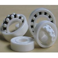 Quality 6003CE Si3N4 china low noise silicon nitride ceramic bearing suppliers for sale