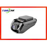 China Small Size 4G Wireless 1080P GPS Tracking Dash Cam With Night Vision Black Color wholesale