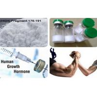 China Bodybuilding Growth Hormone Peptides HGH Fragment 176-191 CAS 221231-10-3 wholesale