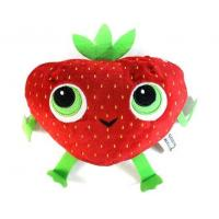 China Cloudy with a Chance of Meatballs 2 Strawberry Berry Stuffed Plush Toys wholesale