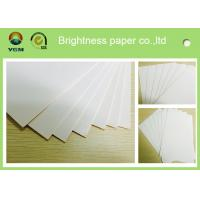 China 230gsm - 400gsm Packaging Box Paper FBB Paperboard Single Side Coated wholesale
