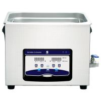 Quality Large Sensitive Benchtop Ultrasonic Cleaner , Ultrasonic Bath Cleaner 15L Capacity for sale