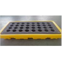 China HDPE Drum IBC Drum Spill Containment Pallet For Chemical Store And Carrier wholesale