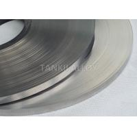 China Bright Soft Surface Alloy 750  Fe Cr Al Alloy Strip 7.4 Density For Resistors wholesale