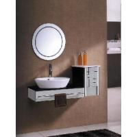 China Stainless Steel Bathroom Furniture (F-3145) wholesale