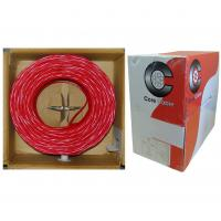 China FPLP-CL2P 16 AWG Red Fire Resistant Cables with Solid Bare Copper Conductor wholesale