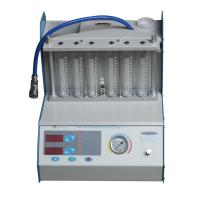 China MST A360 Testing Fuel Injector Cleaning Machine , Fuel Injector Cleaner Machine wholesale