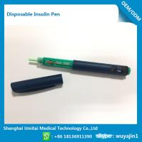 Prefilled Disposable Insulin Pen / Prefilled Insulin Syringes For Diabetes