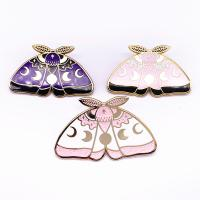 China Butterfly Shape Hard Enamel Lapel Pins Customized Size For Collectible wholesale