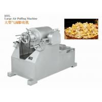 China Industrial 304 Stainless Steel Popcorn Machine LPG Or Electricity Heating In Low Energy Consumption wholesale