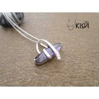 China Elegant designs 925 Sterling Silver Gemstone Pendant with Competitive price W-VB889 wholesale