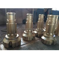China Reliable SD12 Hammer Drill Bits For Rock High Drilling Rate Long Service Life wholesale