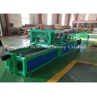 China 3 Profiles In 1 Drywall Stud And Track Roll Forming Machine PLC Control System wholesale