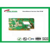 China Rogers 5880 material Quick Turn PCB Prototypes , White Silkscreen  PCB wholesale