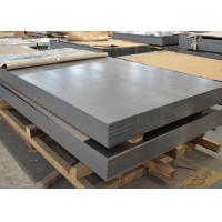 China Flat Cold Rolled Plate Steel , 3.0 * 1500 * 3000mm Size Cold Roll Steel Sheet wholesale