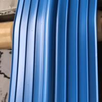 China Hot sales PVC waterstop for building /blue color plastic waterstop /PVC waterstop sellers wholesale